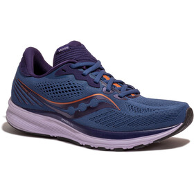 saucony Ride 14 Shoes Women, storm/copper
